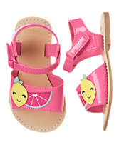Sweet Lemon Sandals