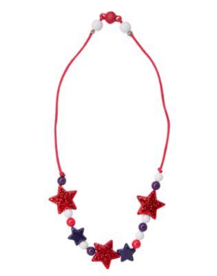 Glitter Star Necklace
