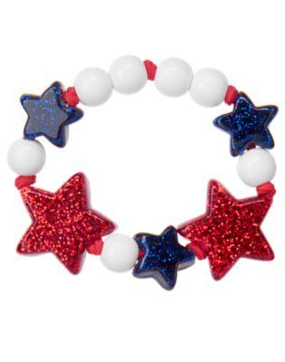 Glitter Star Bracelet