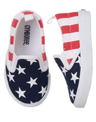 Flag Sneakers
