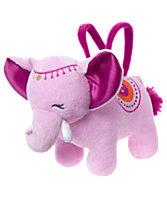 Elephant Plush Purse