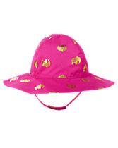 Elephant Print Sun Hat