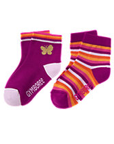 Striped Socks 2-Pack