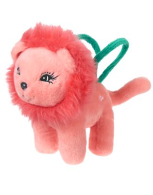 Lion Plush Purse