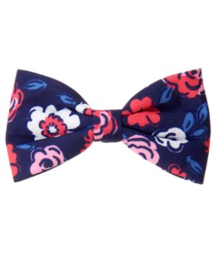 Floral French Clip