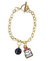 Puppy Charm Bracelet
