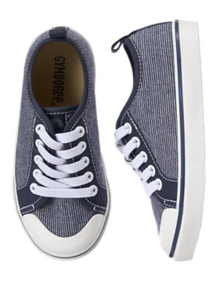 Chambray Sneakers