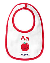 Apple Bib