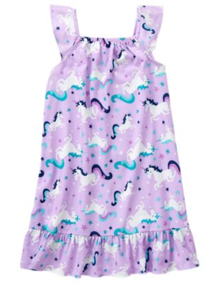 Unicorn Nightgown