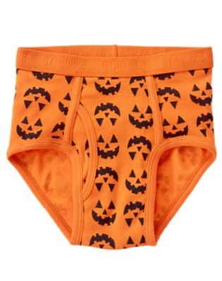 Pumpkin Briefs
