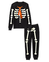 Dad Skeleton Pajamas