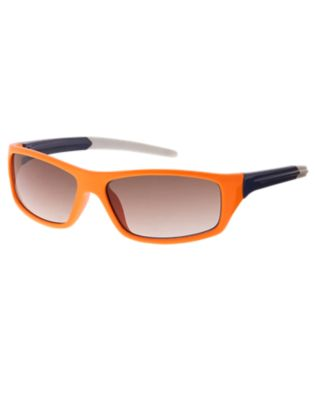summer clothes from gymboree - orange sunglasses