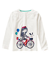 Bike Long Sleeve Tee