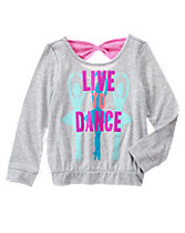 gymgo™ Live To Dance Top