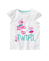 Love To Twirl Tee