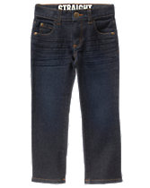 Soft Straight Jeans