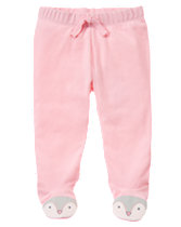 Owl Footed Pants