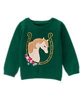 Pony Sweater
