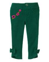 Bow Ponte Pants