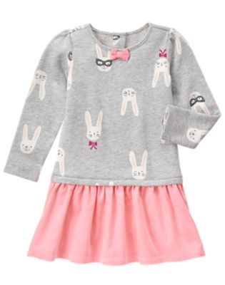 Magic Bunny Dress