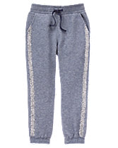 Sequin Sweatpants
