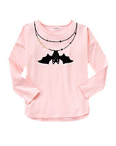 Bat Necklace Tee
