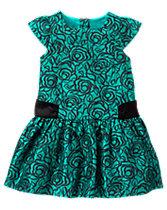 Duppioni Dress