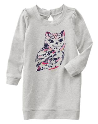 Owl Soft Dress