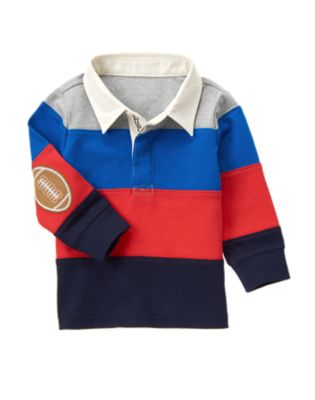 Football Patch Top