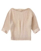 Sparkle Knit Poncho