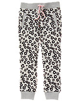 Leopard Sweatpants