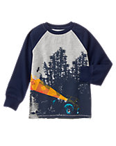 Jeep Long Sleeve Tee