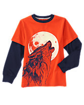 Howl Long Sleeve Tee