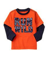 Run Wild Tee