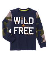Wild + Free Tee