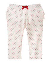 Ruffle Dot Leggings