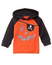 Pirate Pumpkin Hoodie