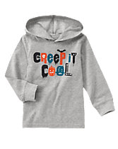 Cool Hooded Tee