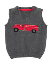 Fire Truck Vest