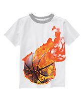 Basketball Burn Tee