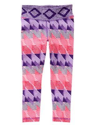 gymgo™ Mosaic Leggings