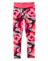 gymgo™ Floral Leggings