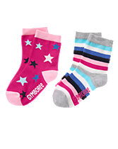 Stripe & Star Socks