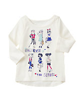 Girls Rule Tee