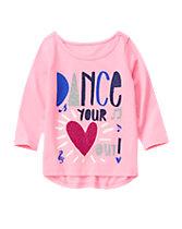 Dance Heart Tee