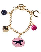 Pony Charm Bracelet