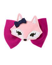 Fox Bow Clip