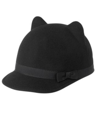 Cat-Ear Cloche