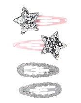 Star Clips 4-Pack