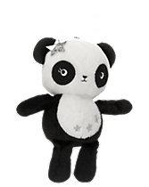 Panda Plush Purse